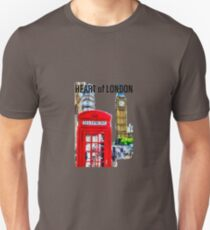 London Icons Unisex T-Shirt