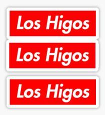 Los Higos Supreme Stickers (x3) Sticker