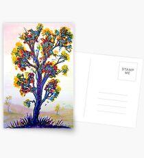 The Rainbow Tree Postcards