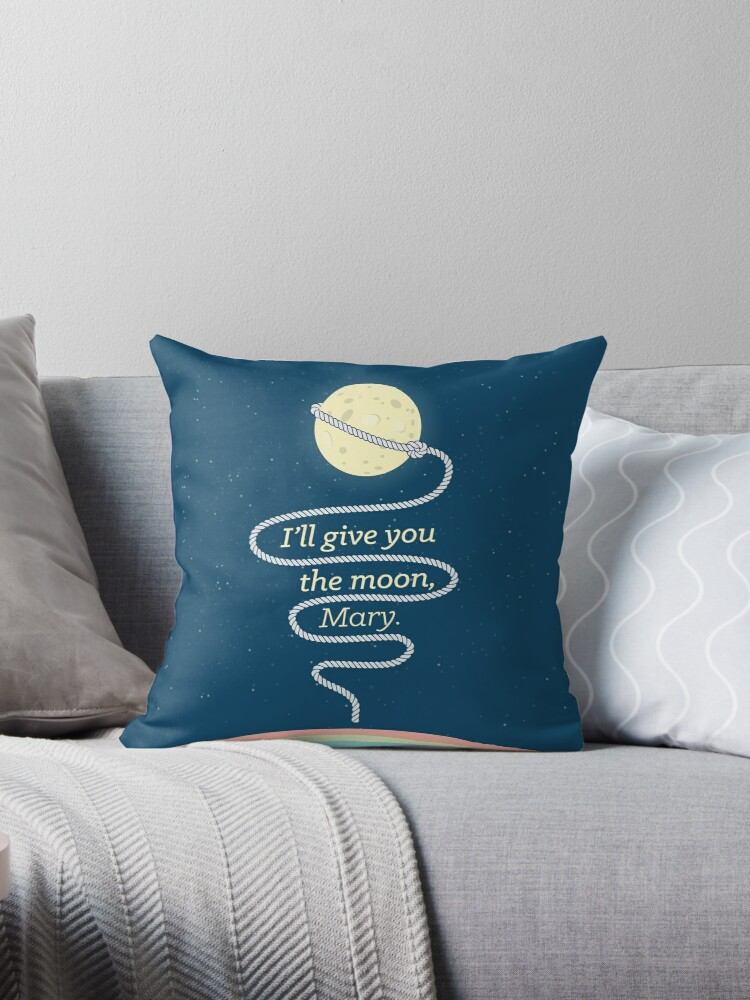 It's a Wonderful Life - I'll give you the moon, Mary by CineGratia