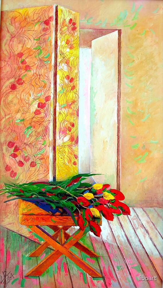 Tulip by liboart