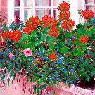 Begonia by liboart