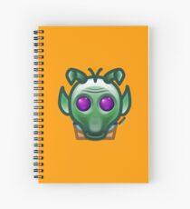 Greedo Spiral Notebook