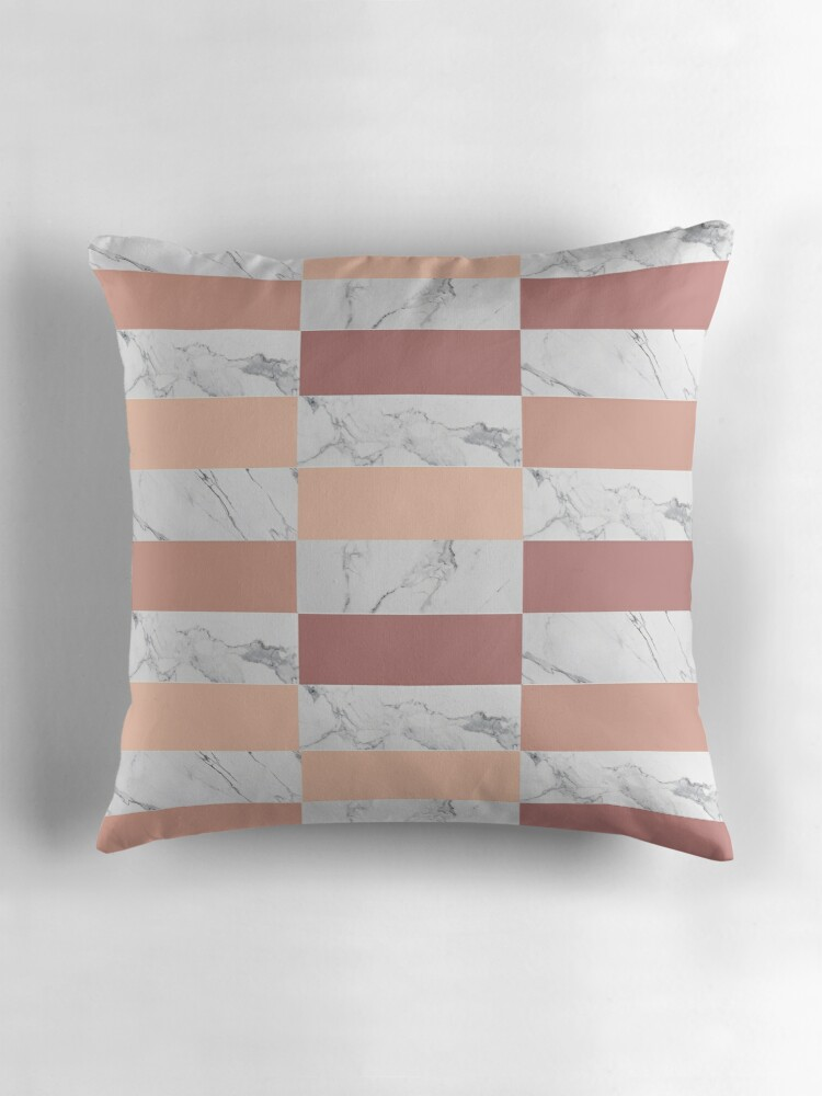 fern art bush product by pillows pillow throw bedroom pink blush wildhood