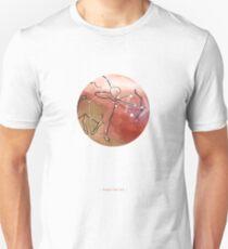 Sagittarius horoscope symbol constellation Unisex T-Shirt