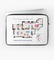 Apartment of Will Truman and Grace Adler Laptop Sleeve