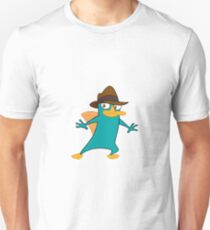 Perry The Platypus Unisex T-Shirt