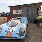 Porsche 917 Zandvoort by vintagecars