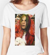 6ix9ine  Women's Relaxed Fit T-Shirt