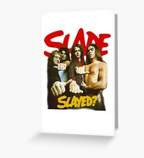 The sweet rock riot Greeting Card