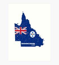 Queensland, Australia  Art Print