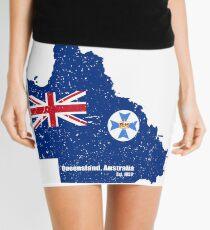 Queensland, Australia  Mini Skirt