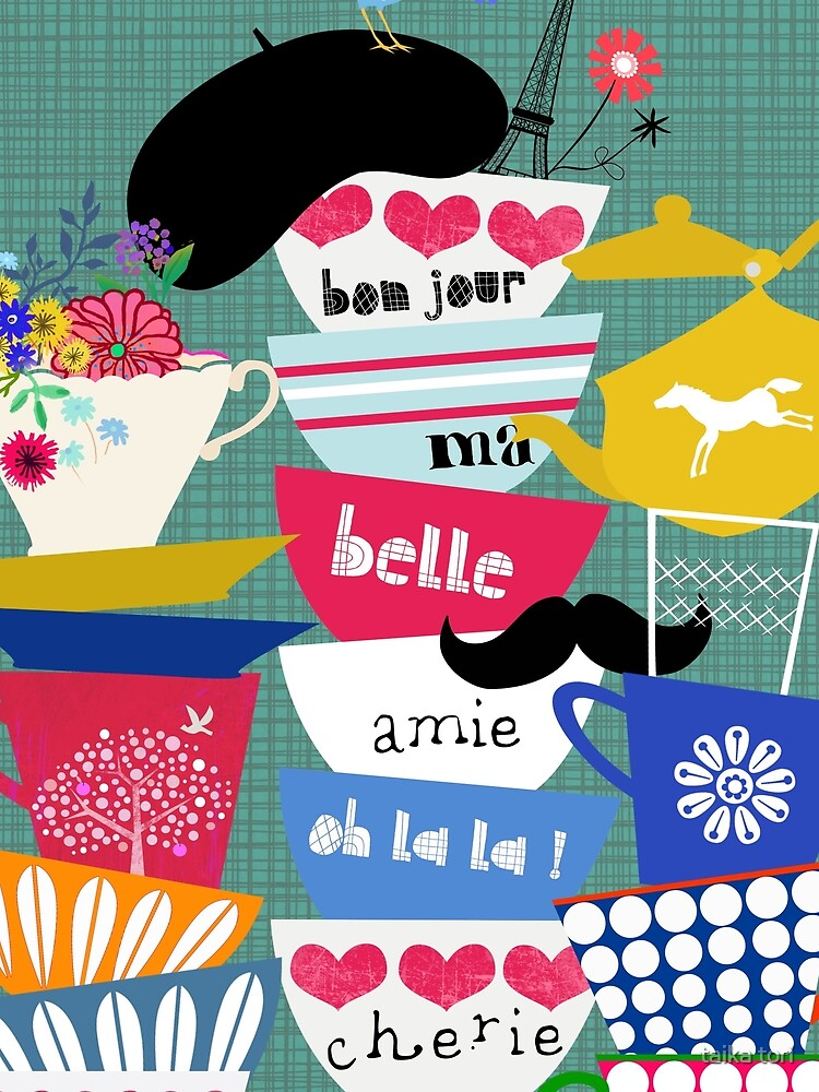 Bonjour ma Belle by Elisandra