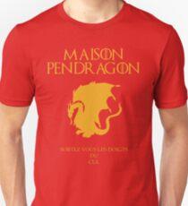 Kaamelott - House Pendragon Unisex T-Shirt