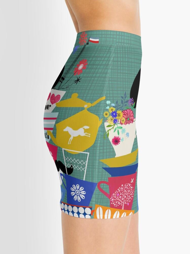Alternate view of Bonjour ma Belle Mini Skirt