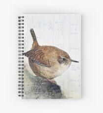 Wren Spiral Notebook