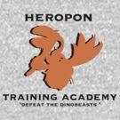 HEROPON TRAINING ACADEMY by avatarem