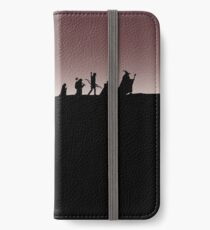 fellowship of the ring iPhone Wallet/Case/Skin