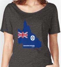 Queensland, Australia Women's Relaxed Fit T-Shirt