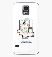 Jack McFarland's apartment form 'Will and Grace' Case/Skin for Samsung Galaxy