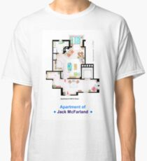 Jack McFarland's apartment form 'Will and Grace' Classic T-Shirt