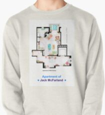 Jack McFarland's apartment form 'Will and Grace' Pullover