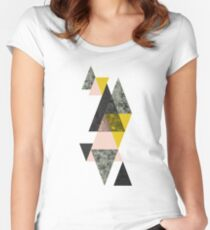 West Horizon Women's Fitted Scoop T-Shirt