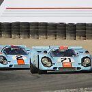 Porsche 917 2x by vintagecars
