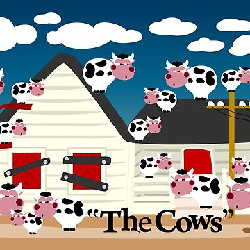 The Cows by soniapascual