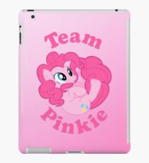 Team Pinkie iPad Case/Skin