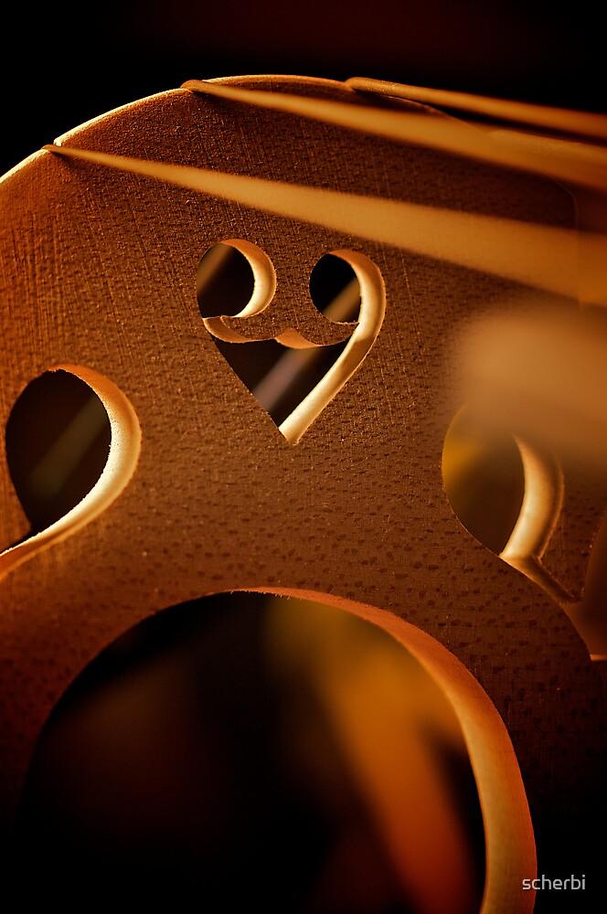 Heart of the Bass by scherbi