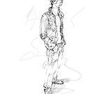 Simon Sketch  by MrDTCT
