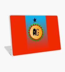 Basketball AG design Laptop Skin