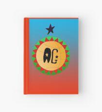 Basketball AG design Hardcover Journal