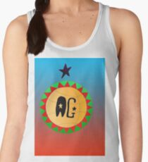 Basketball AG design Women's Tank Top