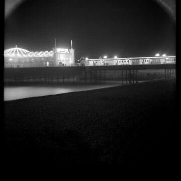 Brighton Pier  by yunyummy88
