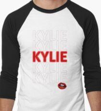 Kylie Kuss Baseballshirt mit 3/4-Arm
