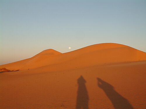 long shadows by AA Fer