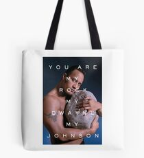 You Are My Rock Tote Bag