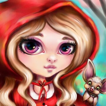 Red Riding Hood by sarahmwall