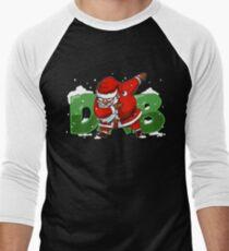 Dabbing Santa Christmas Tshirt Gift Dab Santa Claus T-Shirt T-Shirt