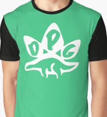 Dinosaur Protection Group Graphic T-Shirt