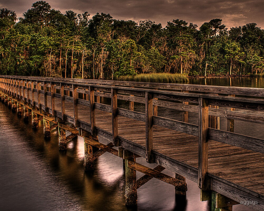 Pier Pressures by aggsys