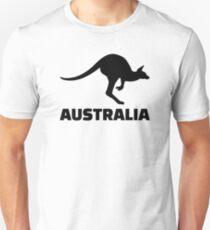 Australia kangaroo Unisex T-Shirt