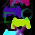 Neon Gaming by emilypigou