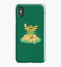 Cuccos Attack iPhone Case/Skin