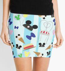 Main Street USA Mini Skirt