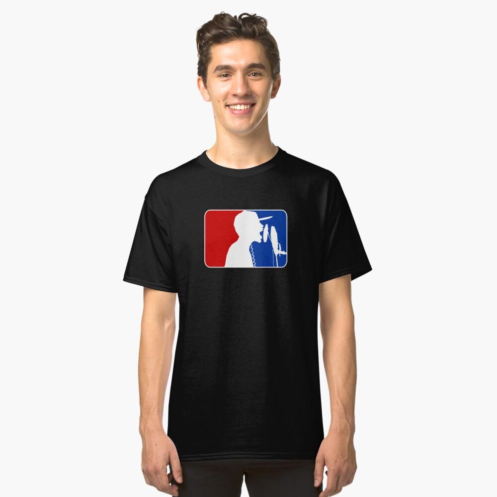 Camiseta clásica «Battle Rap MC» de styleuniversal  3c96383c110
