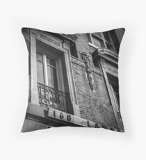 168 Throw Pillow