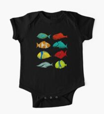 Turbo FISH Compilation Kids Clothes